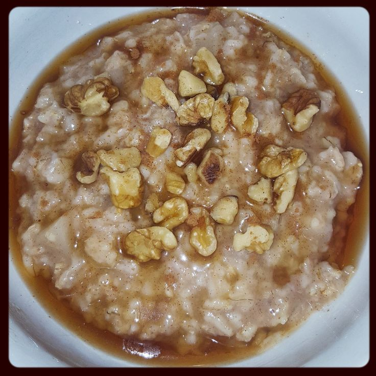 Apple Cinnamon Oatmeal I love Oatmeal. I have shared my love for oatmeal before, along with my Instant Pot Pressure Cooker recipes for ...