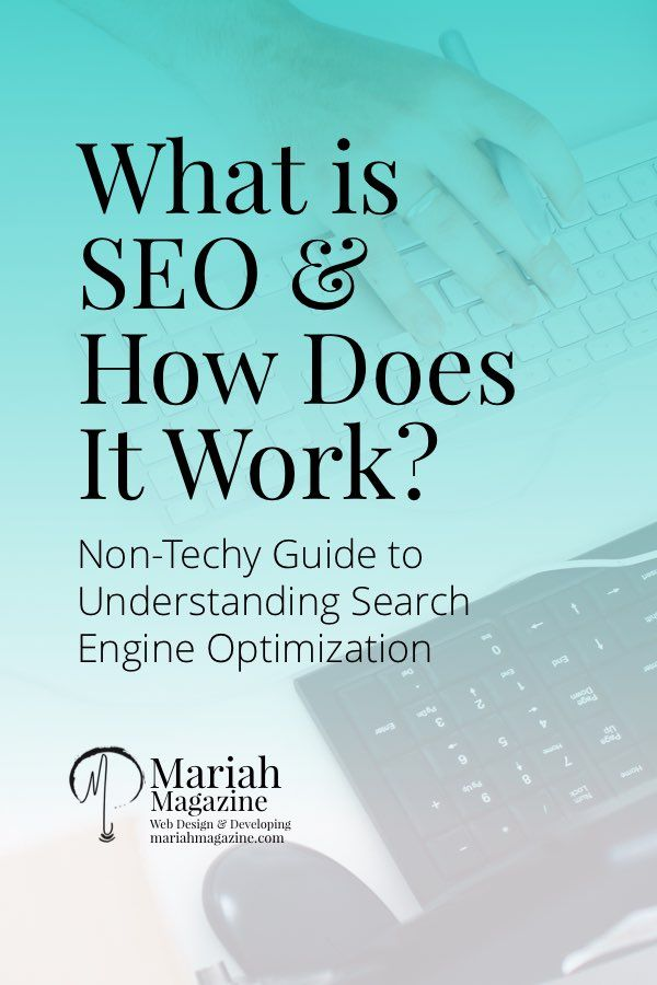 SEO (Search Engine Optimization) is a big deal in the internet world. It's an essential part of your website. But, What is SEO? & How does it Work?