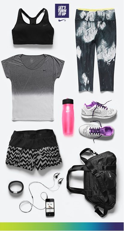 I think I would workout more if I had an outfit like this!!! :)