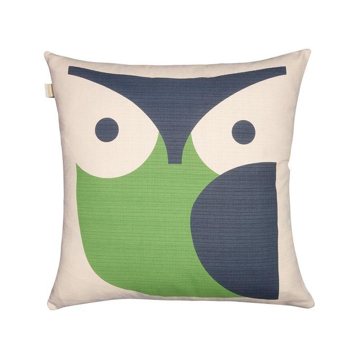 Discover the Orla Kiely Owl Cushion - 45x45cm at Amara