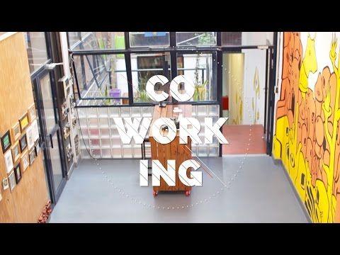 Semana del Coworking 2015 en Argentina - YouTube