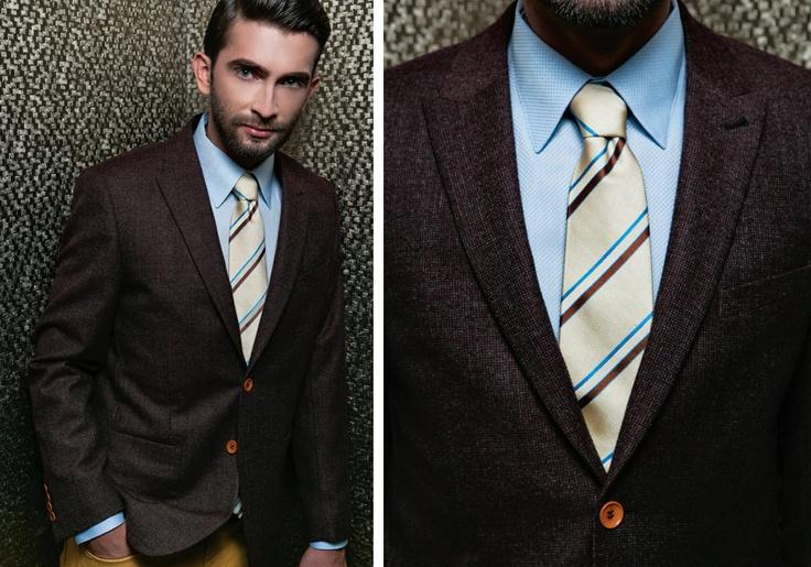 Burgundy Autumn Jacket