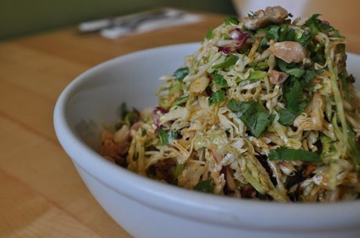 A Recipe From the Chef: Samir Mohajer's Cabbage Patch Slaw ...