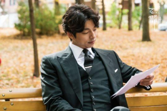 Gong Yoo Goblin still