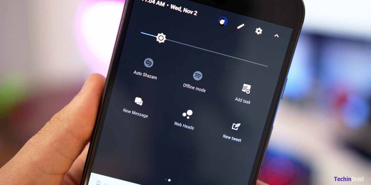 How to Enable Hidden Night Mode feature on Android 7.0