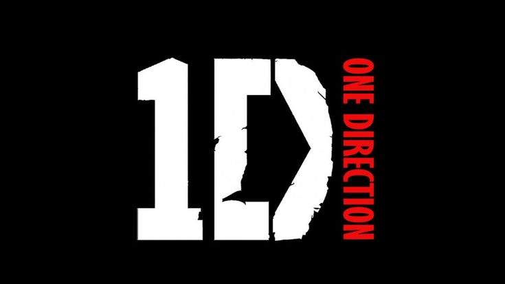 One Direction 1D Logo
