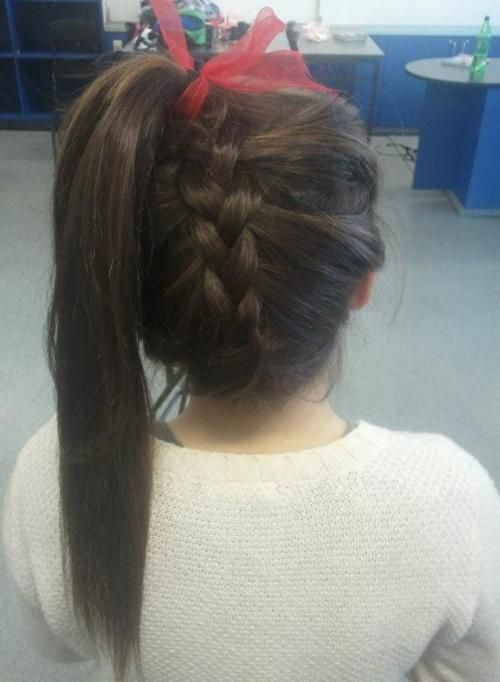 17 Best ideas about Inverted French Braid on Pinterest ...