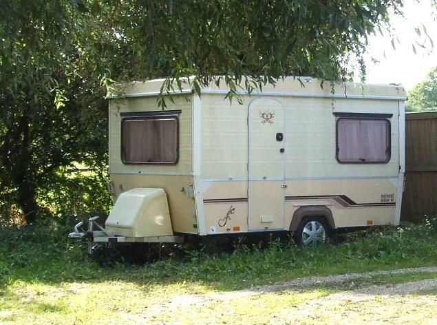 Esterel 3 Berth Folding Caravan and Awning. Ready to go. for sale