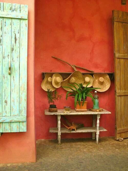 Mexican Hats Sombreros Home Decorations Pinterest