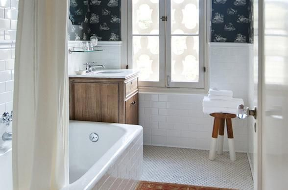 41 best palihouse palihotel images on pinterest los for Trisha hotel bathroom photos