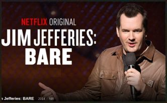 Jim Jefferies: BARE (2014) full movie with English subtitles. IMDb: 7.9 Covers topics from gun control to family values. Stars: Jim Jefferies