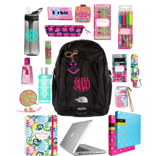 What's in my book bag | College Life | School,