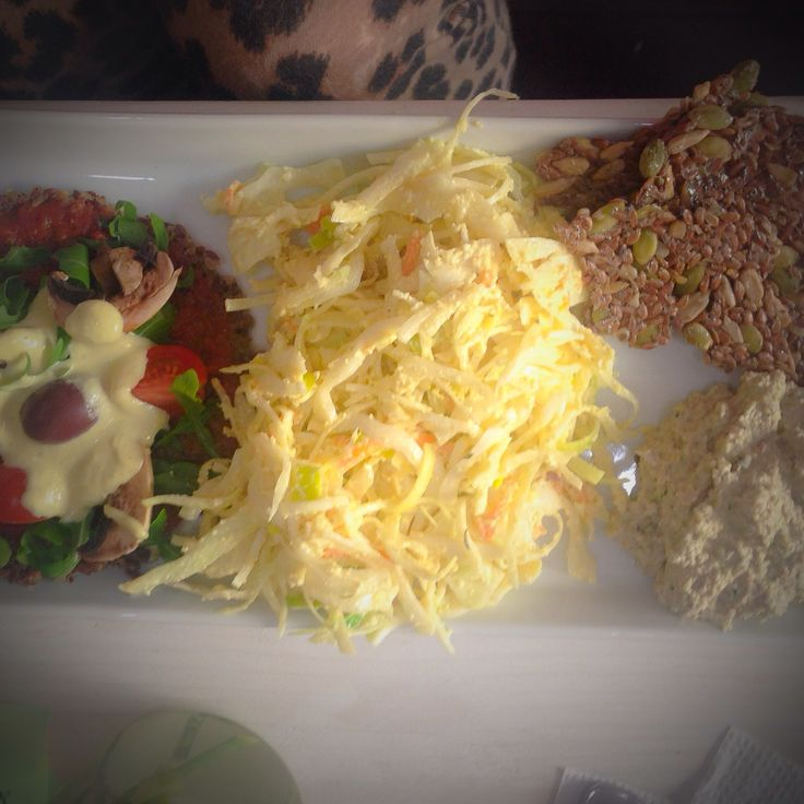 Best raw food in town. Raw food pizza, pasta and other tapas! #food #rawfood #nomnomnom #stockholm #travel #tips #sightseeing #tourist #sweden