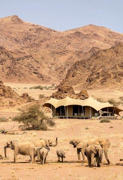 Hoanib Skeleton Coast Camp - Skeleton Coast, Namibia