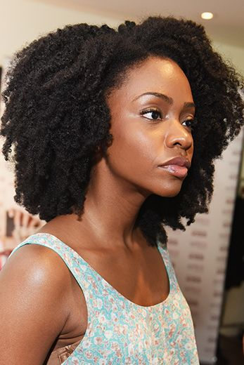 Admit It, Teyonah Parris Had the Best Hair of 2015