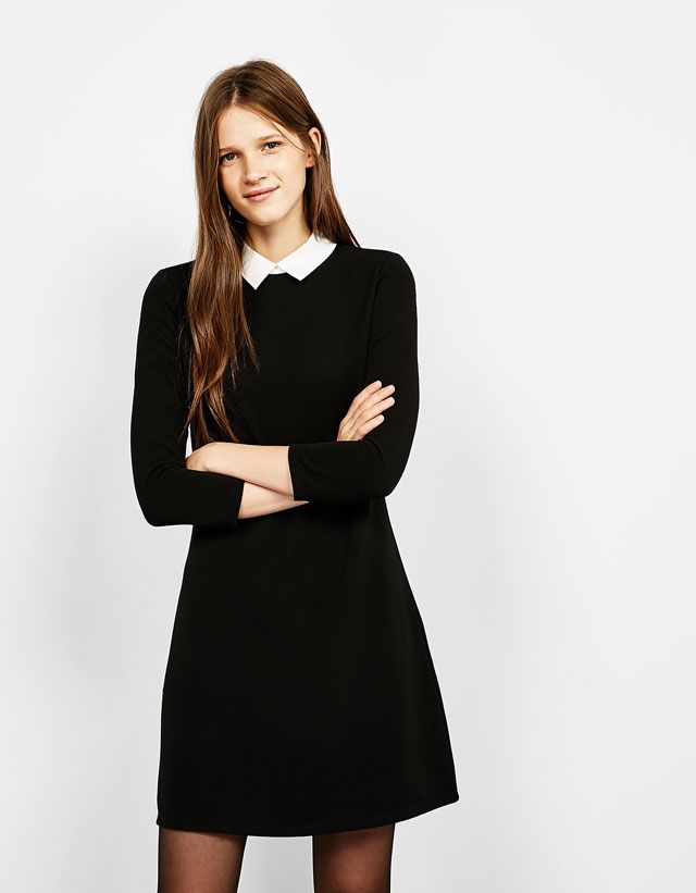 Dresses - NEW COLLECTION - WOMAN - Bershka Serbia