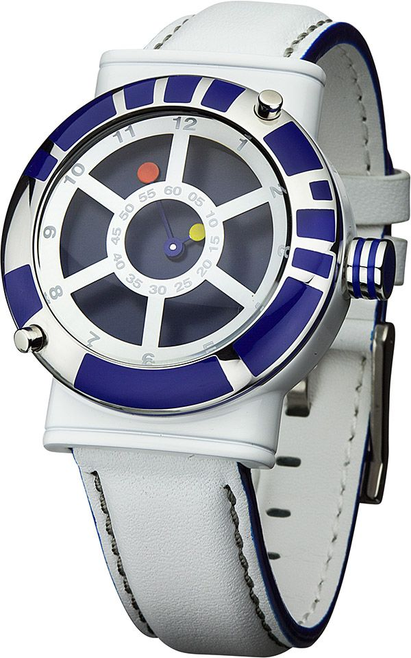 LucasFilm, in collaboration with UK-based watch-making brand Zeon, officially licensed set of collectible Star Wars watches. The five analog watches are inspired by iconic figures from the sci-fi films, namely Luke Skywalker, R2-D2, Boba Fett, Stormtroopers and Darth Vader.