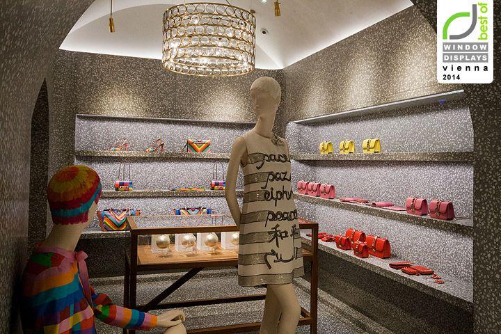 Valentino Christmas windows 2014, Vienna – Austria » Retail Design Blog