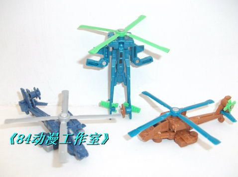 the chinese version of the classic transformers 3 re coated mini helicopter rotor #transformer
