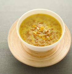 Zuppa di lenticchie e cuscus all'arancia - Tutte le ricette dalla A alla Z - Cucina Naturale - Ricette, Menu, Diete