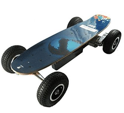 Electric Skateboard - OFF ROAD MASTER - 1000W Brushless Motor