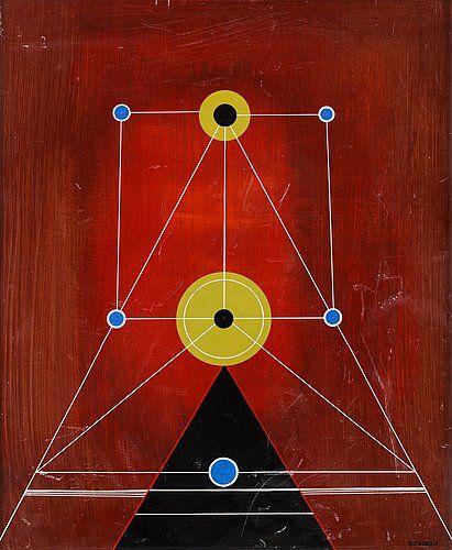 Esaias Thorén - Geometric Composition