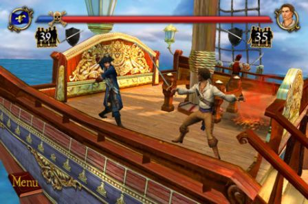 Sid Meier's Pirate now available on the iPhone