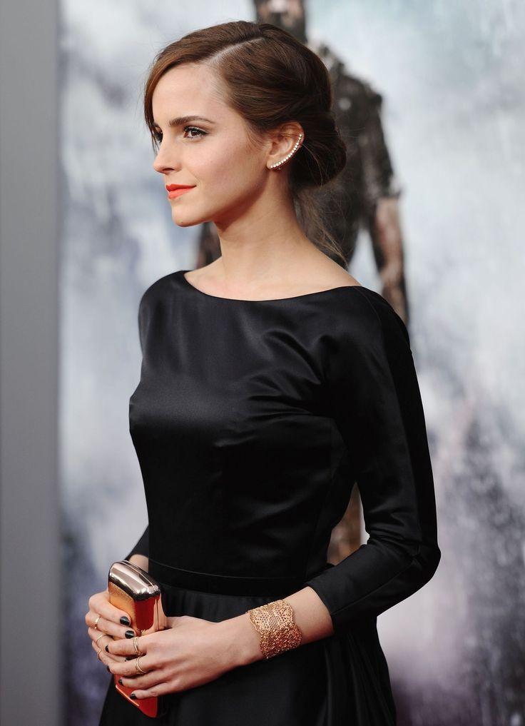 Emma Watson: Noah premiere in New York 2014