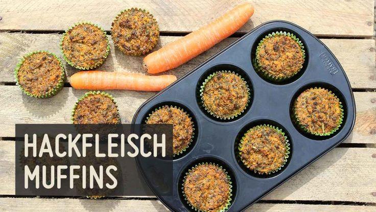 Möhren Hackfleisch Muffins – Paleo360.de