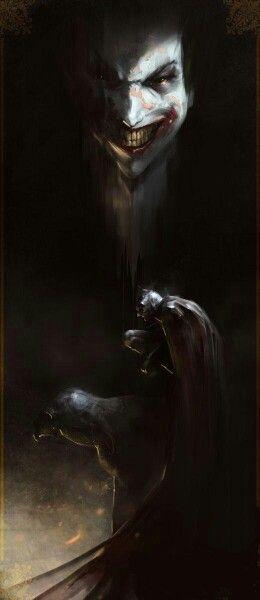 Batman, Joker.