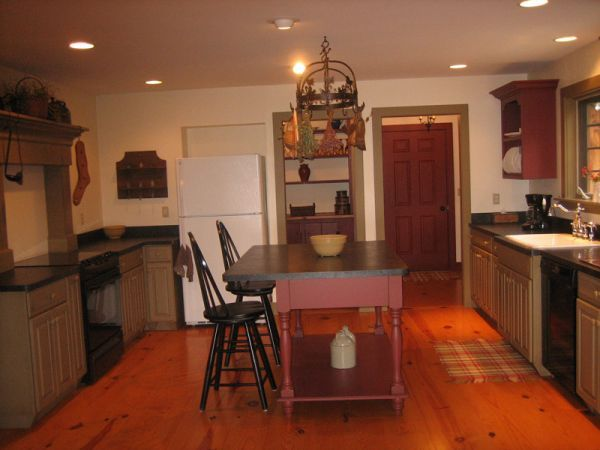 Fine Homes And Luxury Real Estate In Litchfield County Ct Primitive Kitchencountry