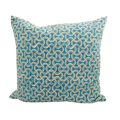 Afroart - Kuddar - Kuddfodral BROOMS, blå