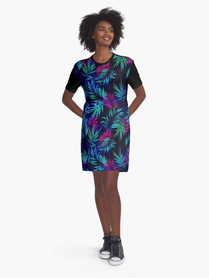 Graphic T-Shirt Dresses