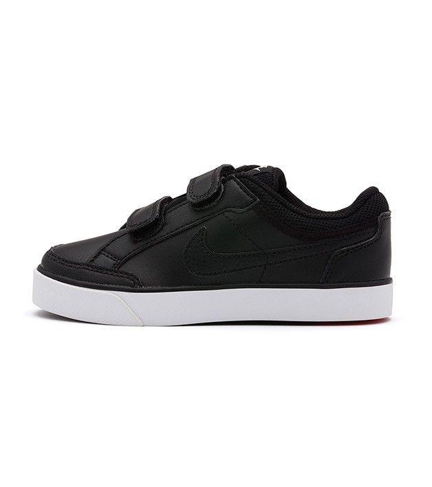 Nike Capri 3 LTR PSV Black, Kids Footwear, www.oishi-m.com