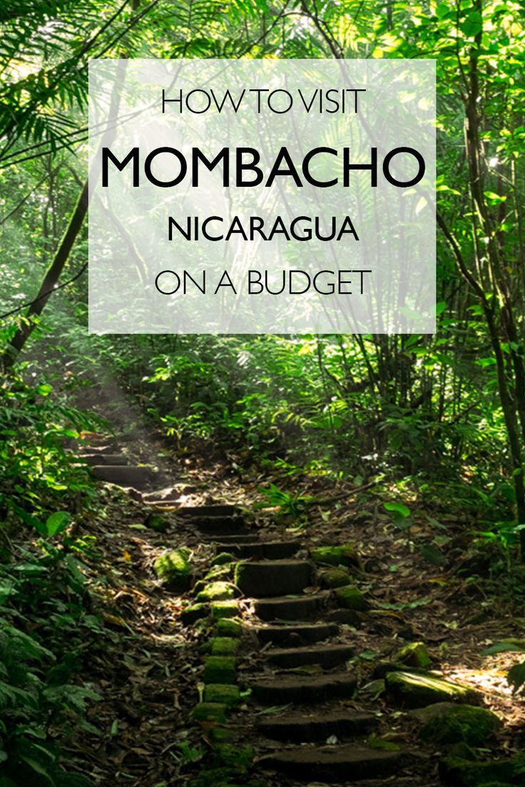 How To Visit Volcan Mombacho on a Budget | Nicaragua | Including transport from Granada and the hiking trails through the cloud forest.
