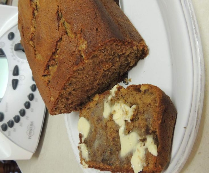 Recipe Banana Bread Cafe Style by Larissa07 - Recipe of category Baking - sweet