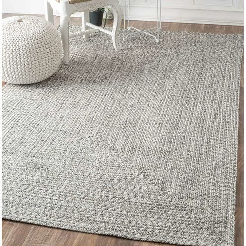 Found it at AllModern - Canton Salt/Pepper Indoor/Outdoor Area Rug