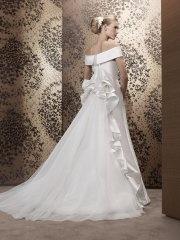 Suknia ślubna Pronuptia Hyacinthie, kolor ivory i biel