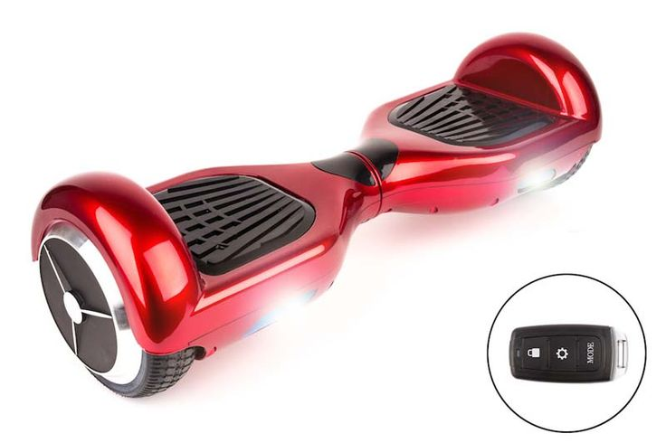 Hoverboards: More Than 500,000 Units Recalled Due to Fires