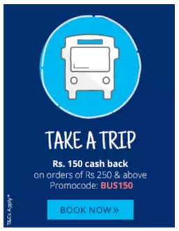Visit for Train, Bus, flight offers in hotcakedeals.com