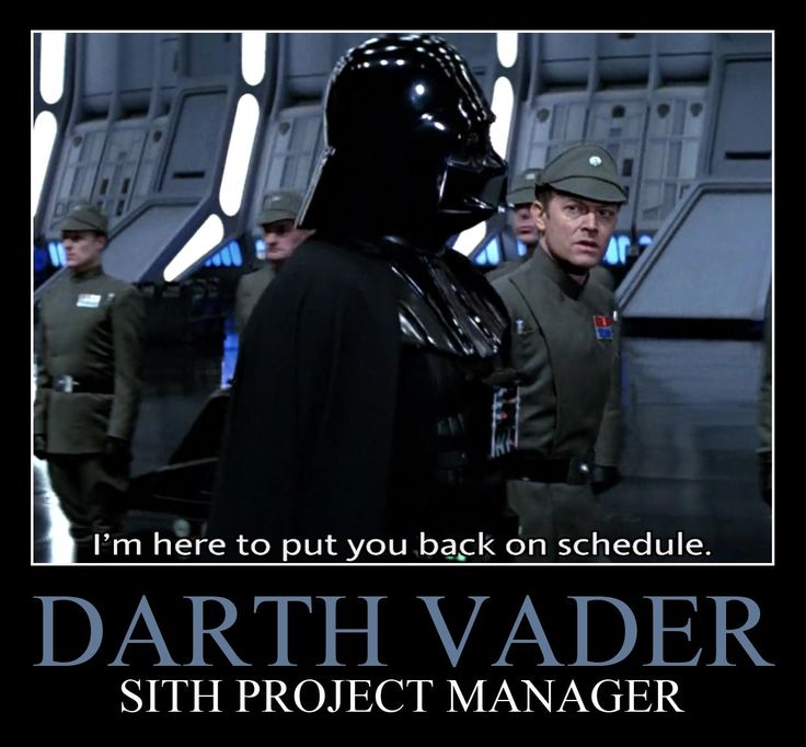 darth vader sith project manager starwars de