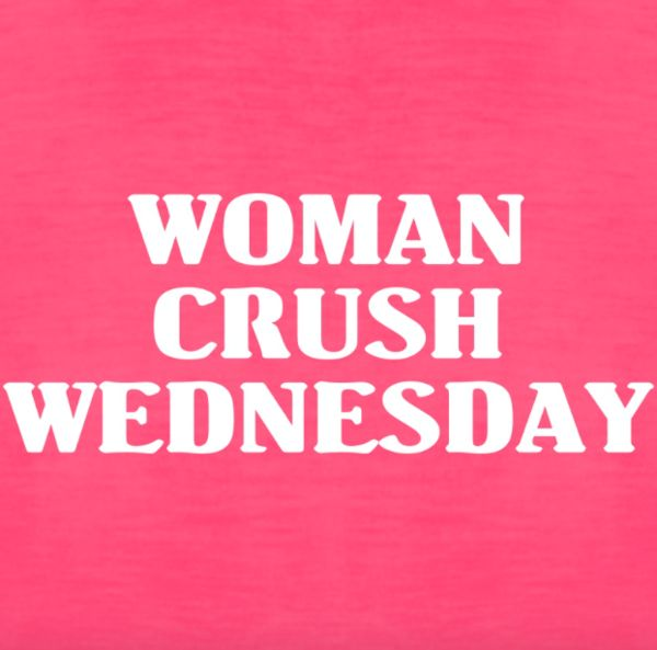 Check out this week's #WCW post on the Little Words blog! #littlewordsproject #womancrushwednesday #nicegirlgang