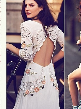 Free People Clothing Boutique > Mexican Wedding Dress