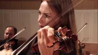Grieg String Quartet No.1 (short clip), via YouTube.