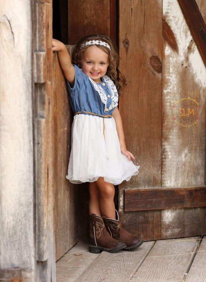 Cowgirl Birthday Dresses