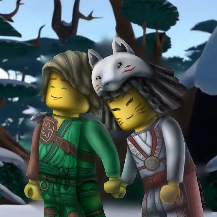 lloykita  lego ninjago movie lego ninjago lloyd lego