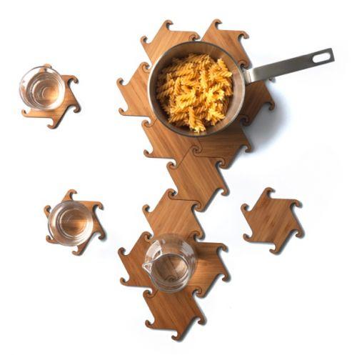Zesch Coasters by Michiel Cornelissen