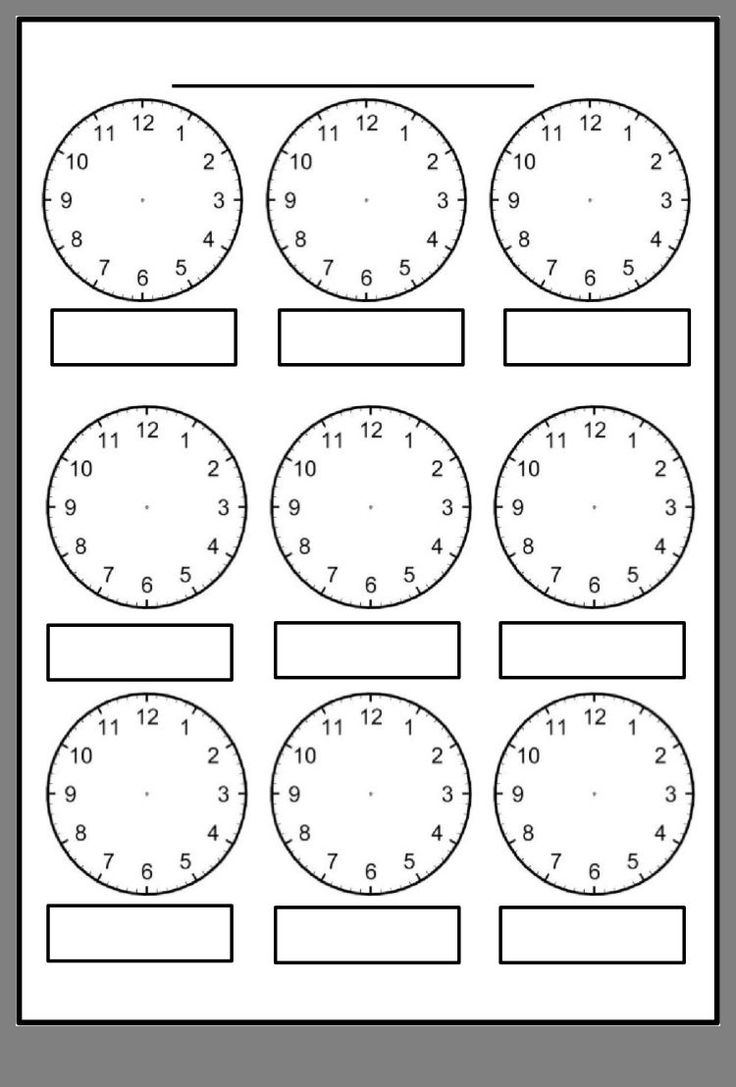 Pin By Ewa Marcinek On Pomys Aring Y Math Clock Worksheets Blank Clock Clock Worksheets Blank Clock Faces Clock Template [ 1087 x 736 Pixel ]