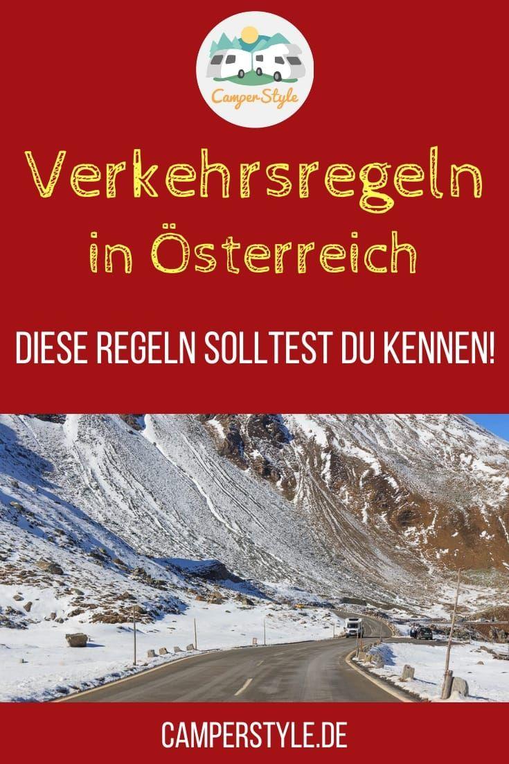 Verkehrsregeln Österreich: Geschwindigkeit, Warnwesten & Infos für