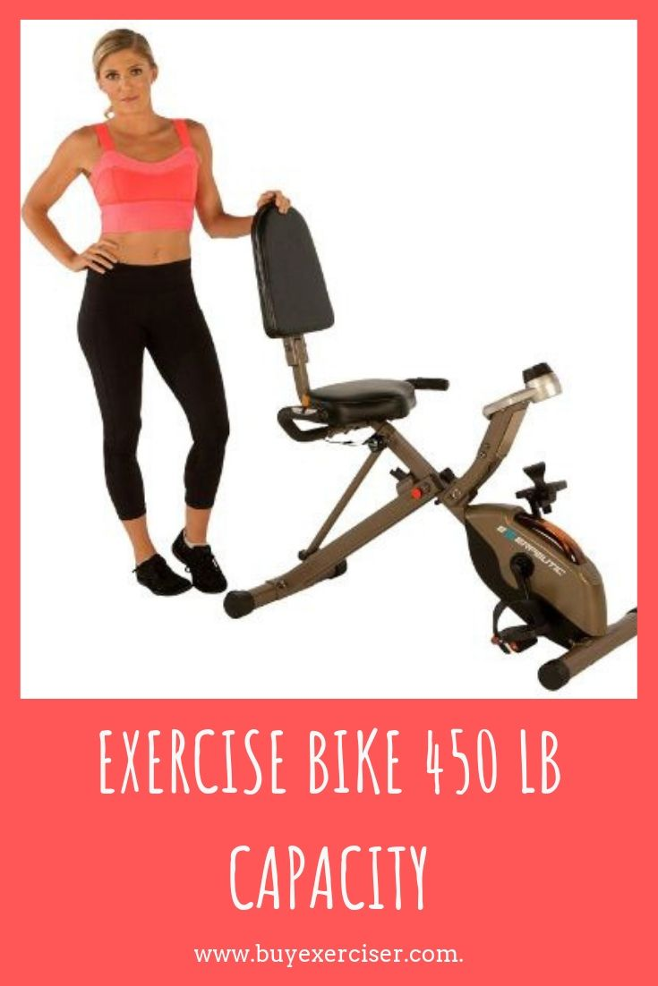The Magnetic Upright Bike From Exerpeutic Is A Relatively Basic